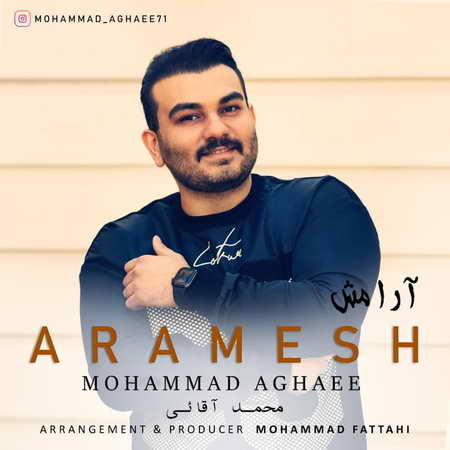 Mohammad Aghaei Aramesh Musico.ir  دانلود آهنگ محمد آقایی آرامش