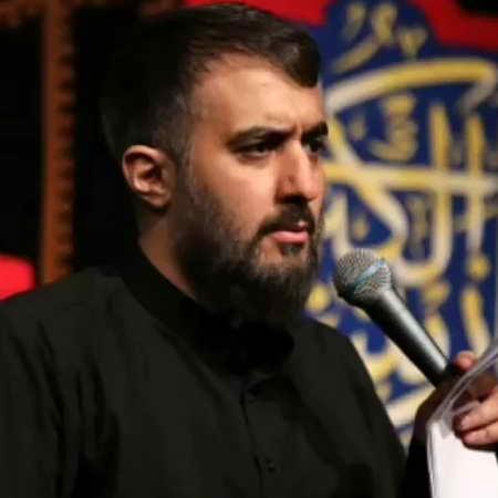 Mohammad Hossein Pooyanfar Ey Madar Az Hame Khastam Musico.ir  دانلود نوحه ای مادر از همه خستم محمد حسین پویانفر