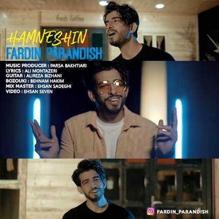 Fardin Parandish Hamneshin Musico.ir  دانلود آهنگ فردین پرندیش همنشین