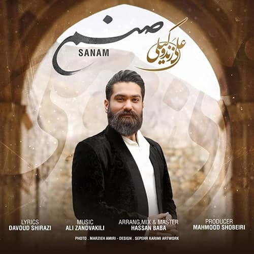 Ali Zand Vakili Sanam Cover Musico.ir  دانلود آهنگ علی زند وکیلی صنم