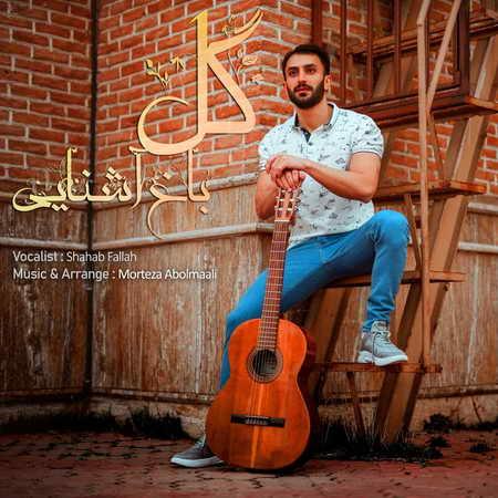 Shahab Fallah Gole Baghe Ashenaei Musico.ir  دانلود آهنگ شهاب فلاح گل باغ آشنایی
