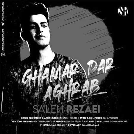Saleh Rezaei Ghamar Dar Aghrab Musico.ir  دانلود آهنگ صالح رضایی قمر در عقرب