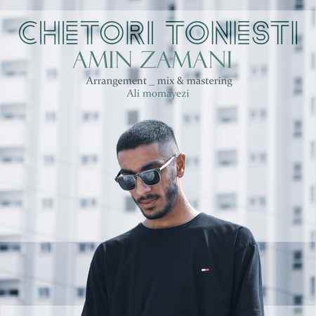 Amin Zamani Chetori Toonesti Musico.ir  دانلود آهنگ امین زمانی چه طوری تونستی