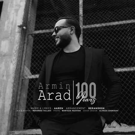 Armin Arad 100 Sal Musico.ir  دانلود آهنگ آرمین آراد صد سال
