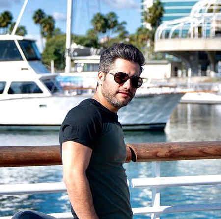 Ahmad Saeidi Musico.ir  دانلود آهنگ احمد سعیدی دنیا